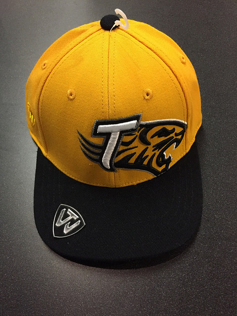 Image For GOLD T MASCOT YOUTH HAT