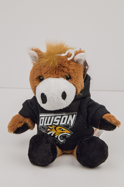 Image For PLUSH HORSE TOWSON HOODIE