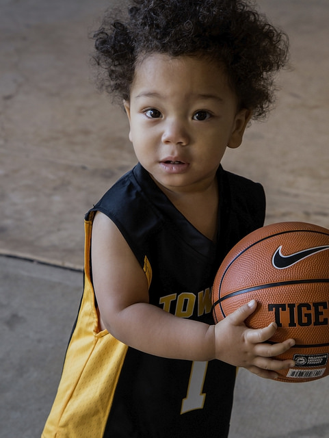 Image For JERSEY BASKETBALL TODDLER 1