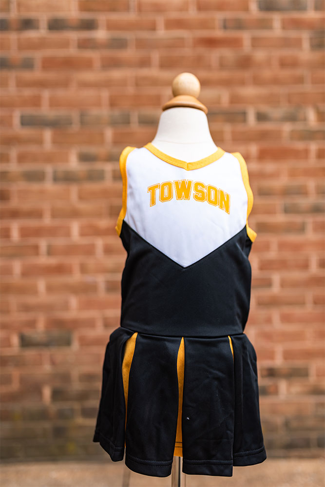 Image For CHEERLEADER OUTFIT TODDLER