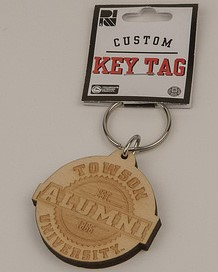 Cover Image For KEYCHAIN ALUMNI WOODEN