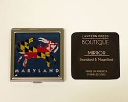 Image For COMPACT/MIRROR MD CRAB
