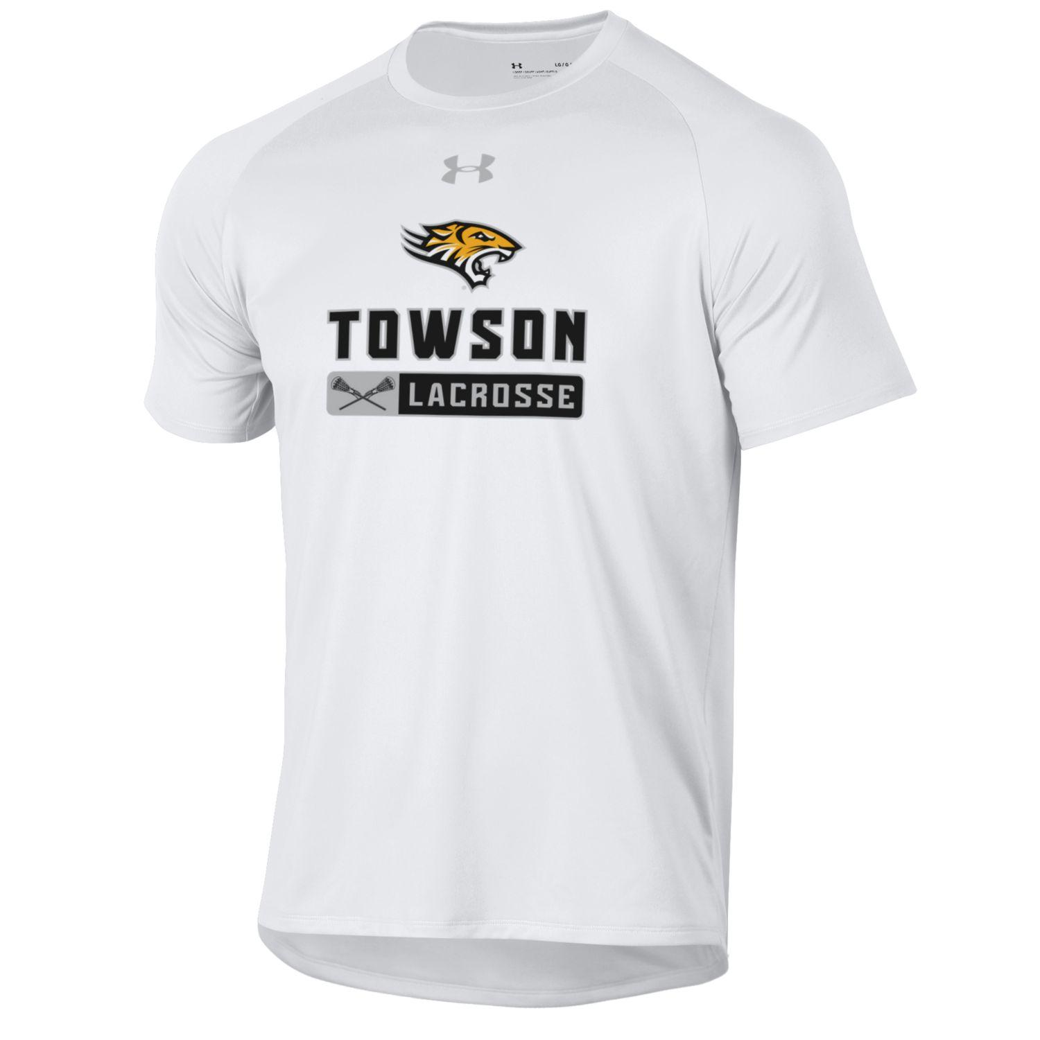 Image For TOWSON LAX TECH TEE
