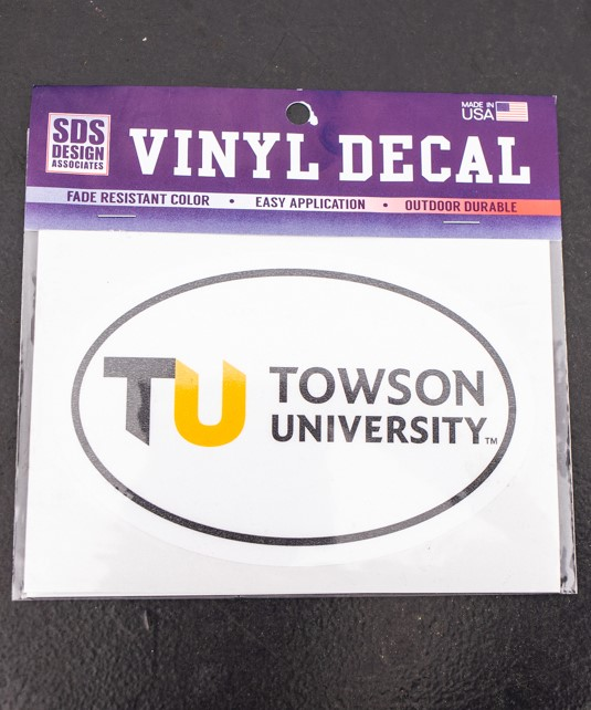 Image For DECAL TU BRAND VINYL EURO