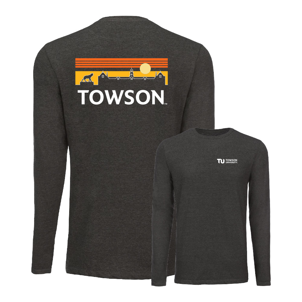 Image For TU SKYLINE LONG SLEEVE TEE