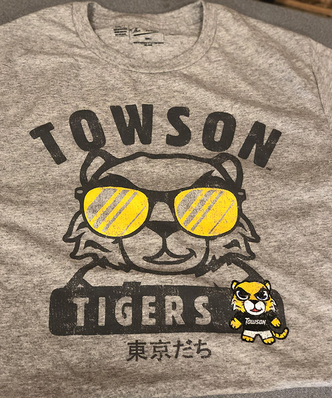 Image For TOKYODACHI SUNGLASSES TEE