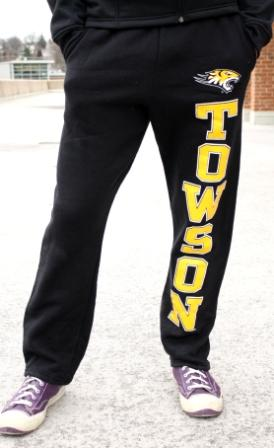 Image For OPEN BOTTOM FRONT BACK SWEATPANTS